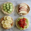 Four Healthy Rice Cake Snacks
