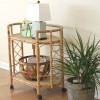 How to Style a Bar Cart Without Alcohol