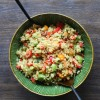 Easy Quinoa Salad With Fresh Vegetables