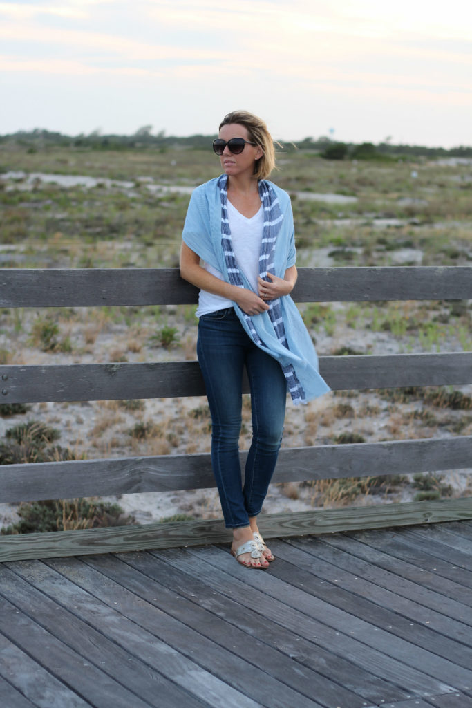 0d338daee Favorite Summer Scarf + Amazon Giveaway - taffeta and tulips